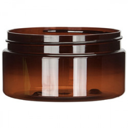 Flat Jar 8 oz  + $1.50