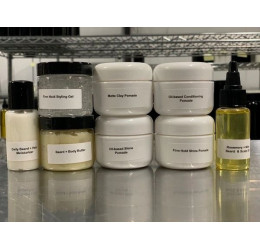 Men's Styling Kit - Private Label Trial Kit