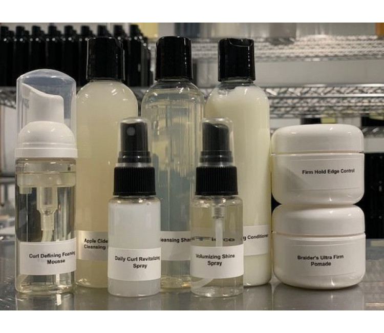 Product Premiere - Private Label Trial Kit